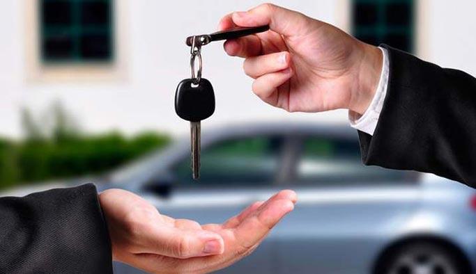 Araç için çekilen kredilere düzenleme