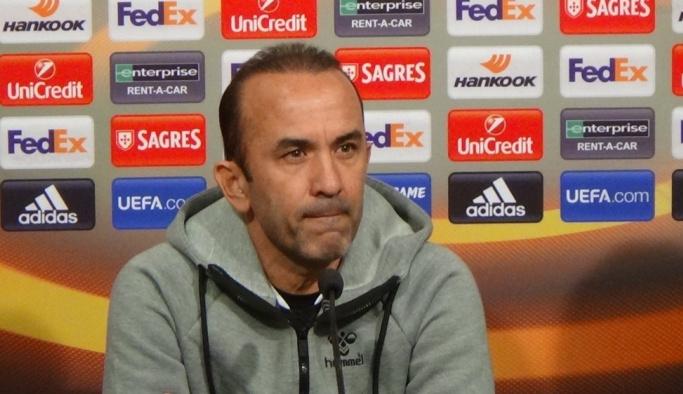 Atike Konyaspor'dan Avrupa'ya veda