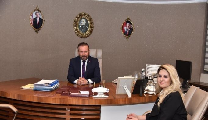 Başkan Doğan STK temsilcilerini ağırladı