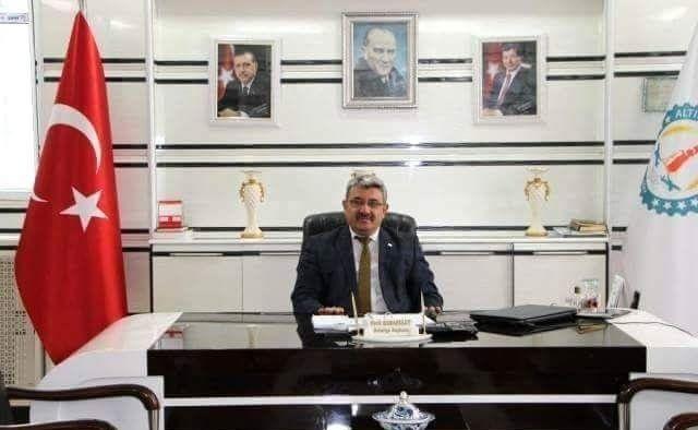 Başkan Ferit Karabulut: Müslümanlar olarak, var gücümüzle bu kararın karşısında dimdik duracağız