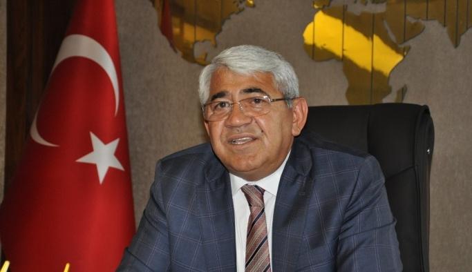 Başkan Karaçanta'dan HAYKONFED açıklaması
