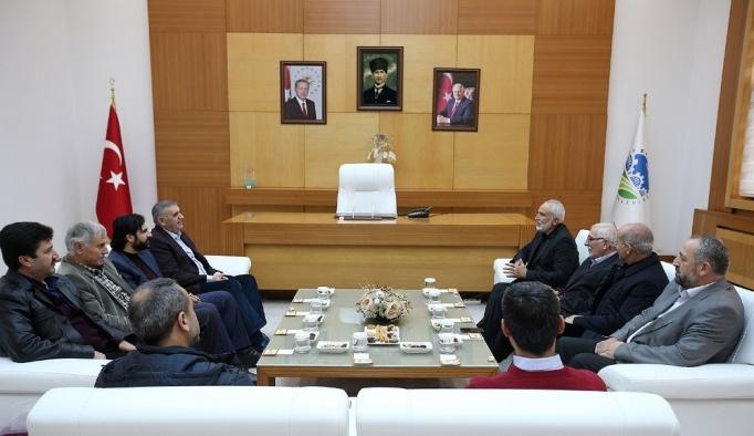 """Başkan Toçoğlu: """"Sakarya'ya muhabbetimiz ayrı"""""""