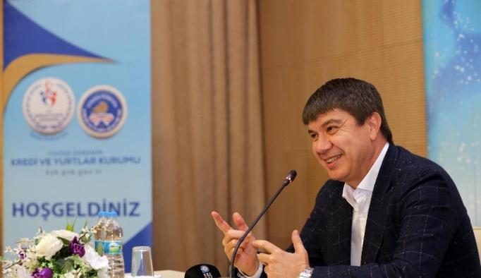 Başkan Türel, üniversite öğrencileriyle buluştu