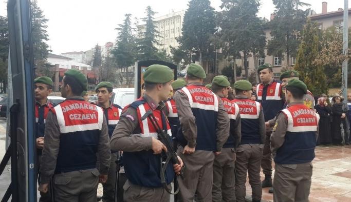 Bilecik'te FETÖ davasında 7 tahliye