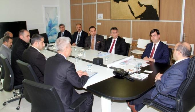 Bitlis'te karla mücadele toplantısı