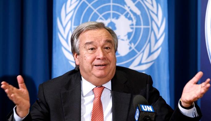 BM'den ilk açıklama: Kudüs BM'de çözülmesi gereken bir konudur