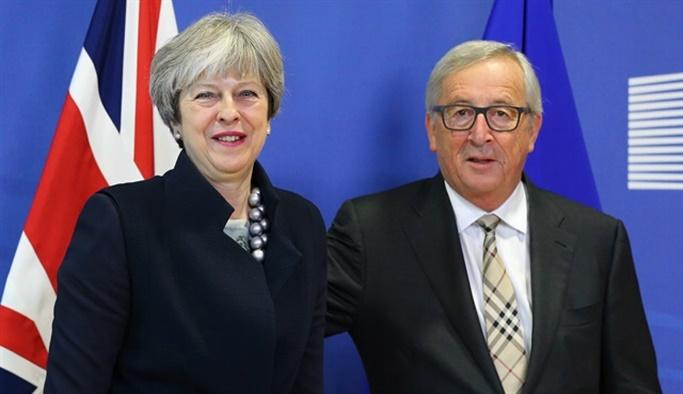 Brexit müzakerelerinden yine anlaşma çıkmadı
