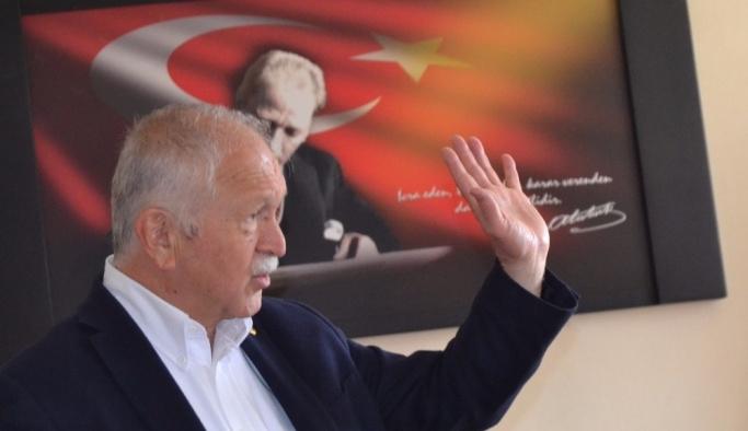 """CHP Giresun Milletvekili Bektaşoğlu'ndan """"Lozan'ı tartışmaya açmak tehlikeli bir girişimdir"""" açıklaması"""