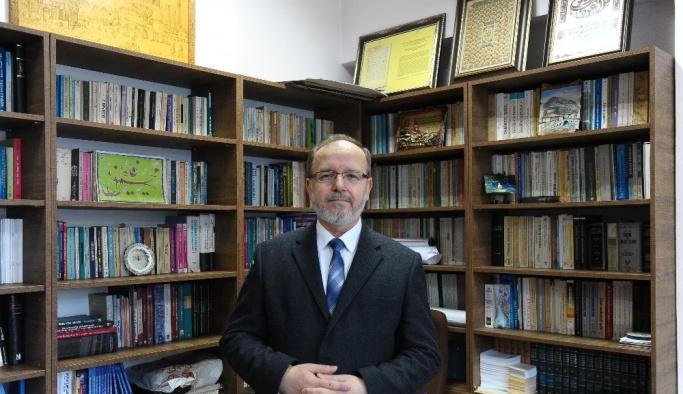 """(CUMA) (özel haber) Prof. Dr. Mefail Hızlı: """"Kudüs ile ilgili alınan karardan dönülmelidir"""""""
