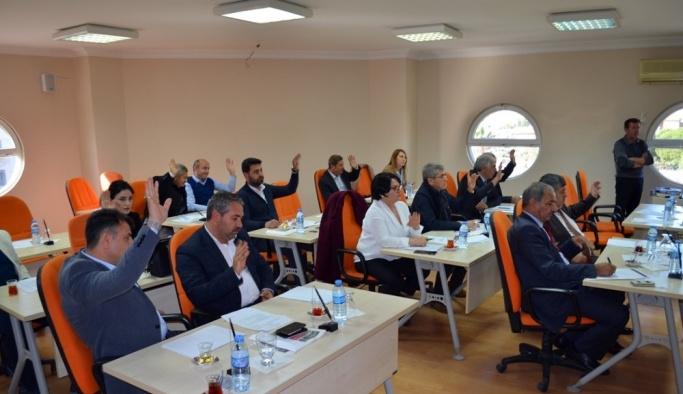Didim Belediye Meclisi Aralık ayı toplantısı yapıldı