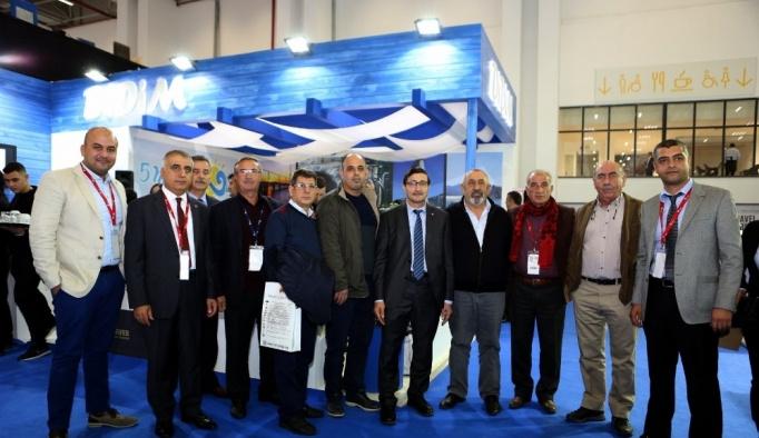 Didim Belediyesi, Travel Turkey Fuarı'nda yerini aldı