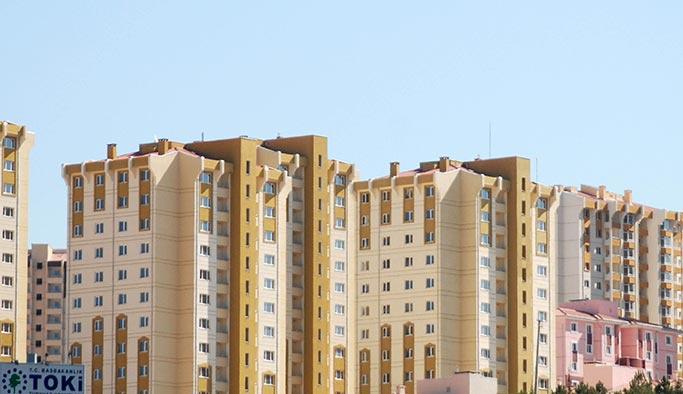 Diyarbakır TOKİ'de 800 daireye rekor başvuru