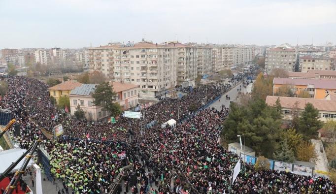 Diyarbakır ikinci kez Kudüs için ayakta