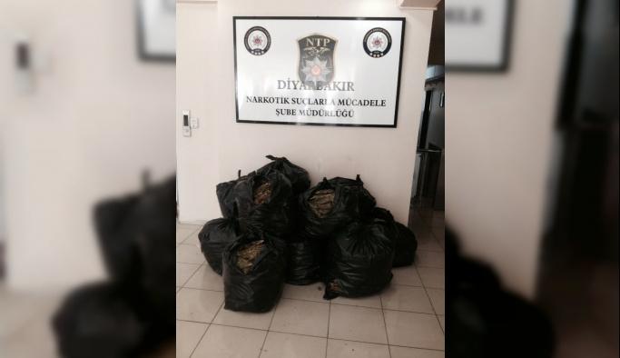 Diyarbakır'da merkezli 6 ilde uyuşturucu operasyonu: 24 gözaltı