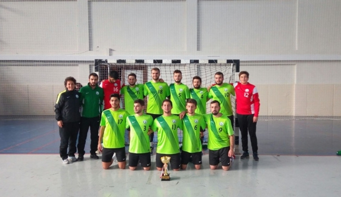 Düzce Üniversitesi Hentbol Takımı 1.Lige yükseldi