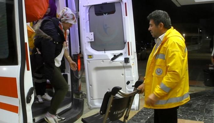 Elazığ'da doğalgaz zehirlenmesi