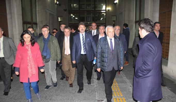 """Erdal Aktuğ: """"Bizim amacımız Bursa ve Türkiye'dir"""""""