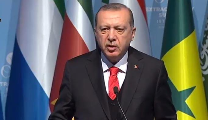 Erdoğan'dan Trump'a: Sen böyle bir kararı nasıl tek başına alırsın