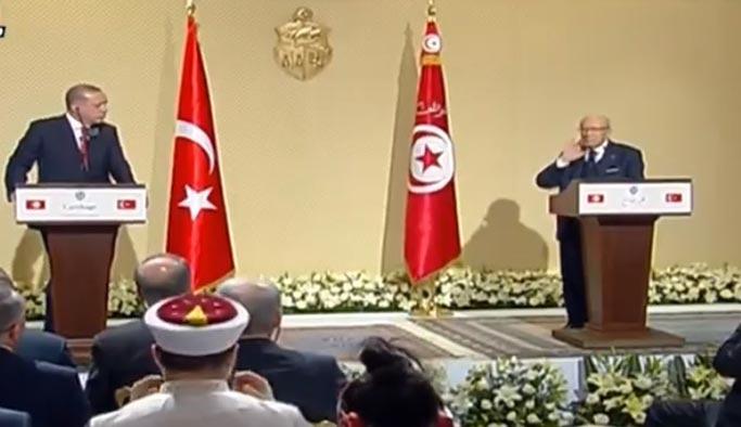 Erdoğan: Esed devlet terörü estirmiş bir teröristtir