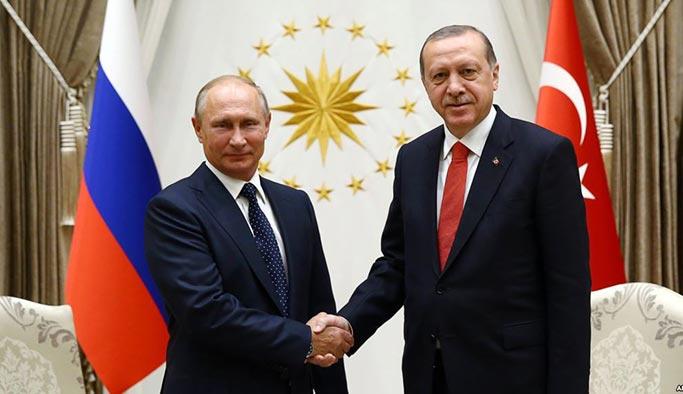 Erdoğan ile Putin iki ayda üçüncü kez görüşüyor
