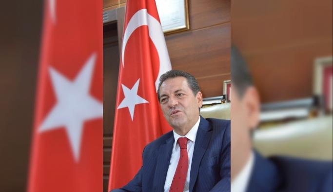 Erzurum 1. Organize Sanayi Bölgesi Başkanı Ergüney, Cumhurbaşkanı Erdoğan'a mektup yazdı