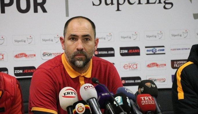 Galatasaray Igor Tudor ile yollarını ayırıyor