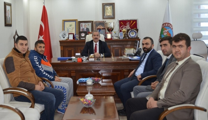 GKY-DER'den Başkan Gürsoy'a ziyaret