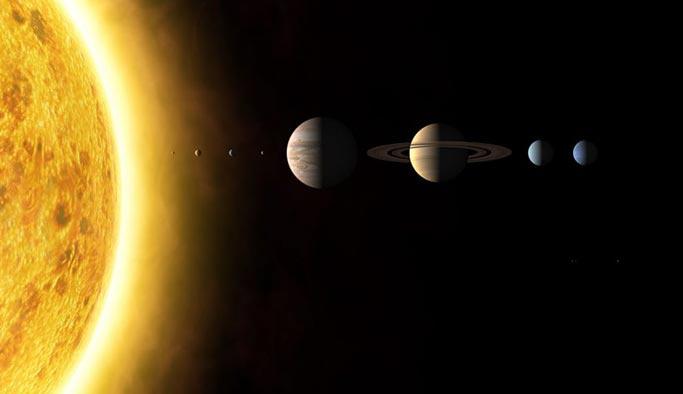 Güneş Sistemi'nin oluşumuna dair yeni teori ortaya atıldı