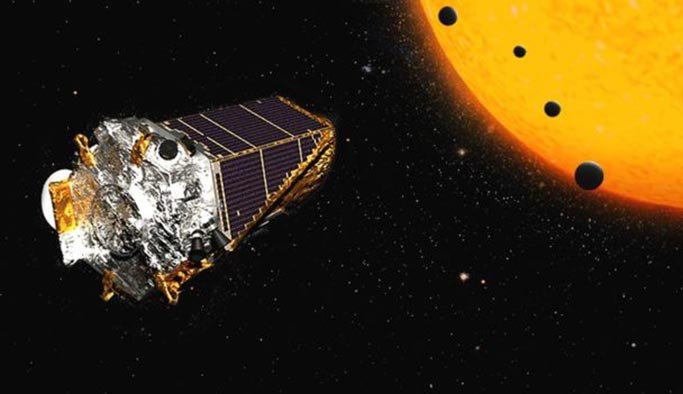 Güneş sistemiyle aynı özellikleri taşıyan bir sistem keşfedildi