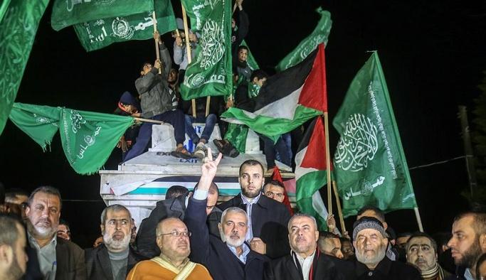 Hamas lideri Heniye intifada çağrısı yaptı