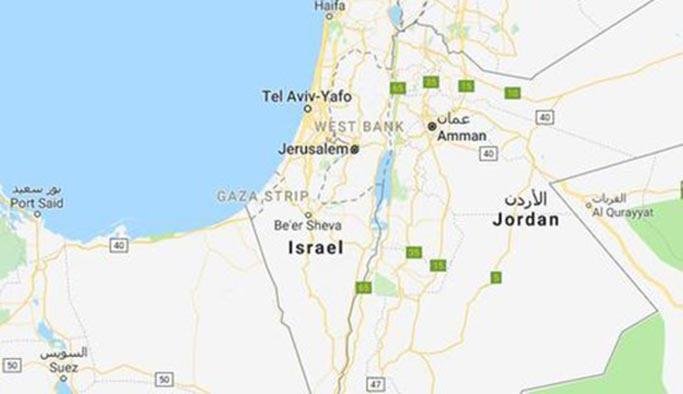 Herkes Trump'ın ağzına bakıyormuş: Google ve Yandex de Kudüs'ü başkent yaptı