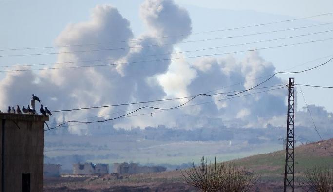İdlib'deki hava saldırısında 9 sivil öldü