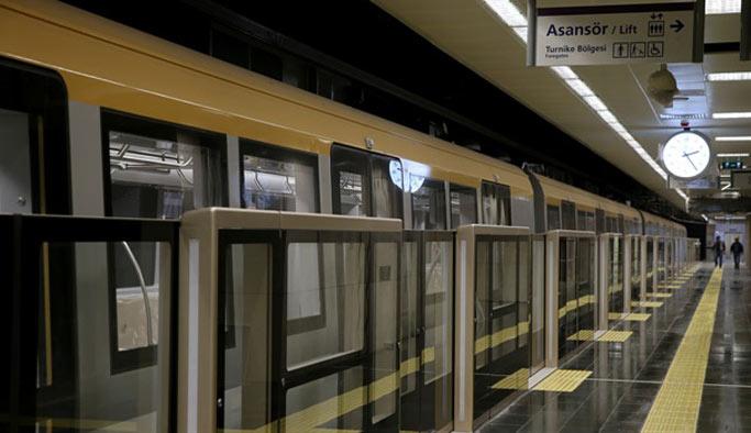 İlk sürücüsüz metro bugün açılıyor