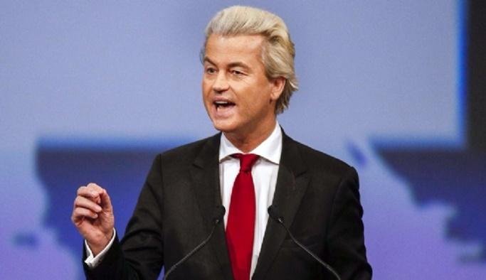 Irkçı Wilders'ten Kudüs hakkında küstah çağrı