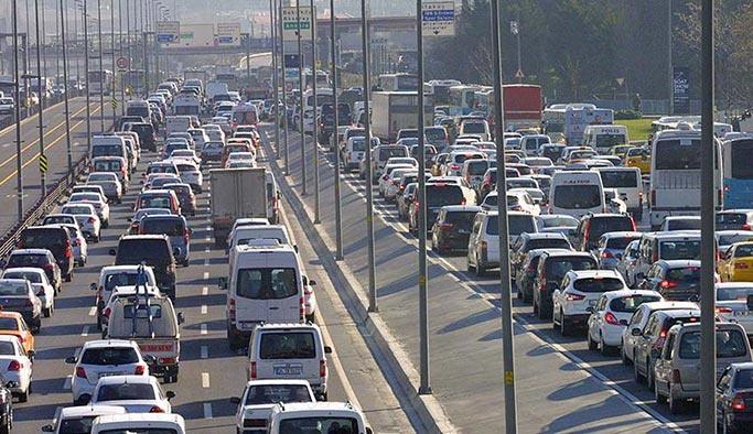 İstanbul trafiğinin kilitlendiği iki gün belirlendi