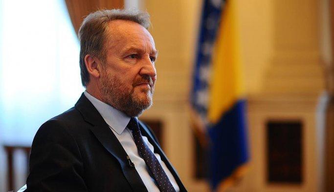 İzetbegoviç: Bosna Türkiye'nin dostudur