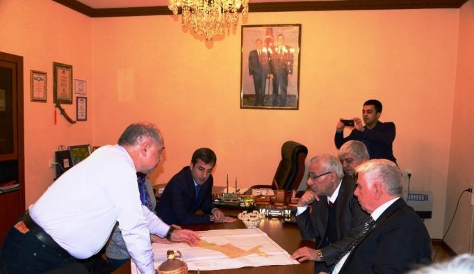 İzmit Belediyesi Azerbaycan'daki parkın yapımına başlıyor