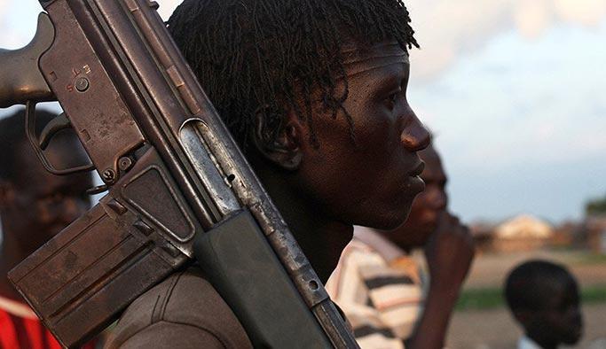 Kabileler çatıştı, en az 61 kişi öldü