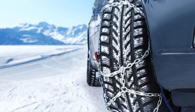 Kış lastiği takmama cezası yeni yılda zamlandı