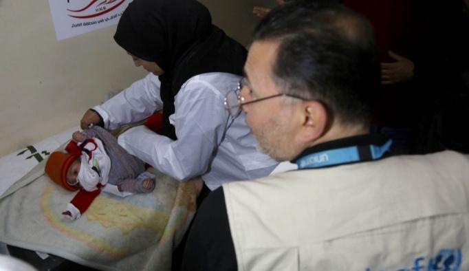 Kuşatmadaki Doğu Guta'da bir bebek daha öldü
