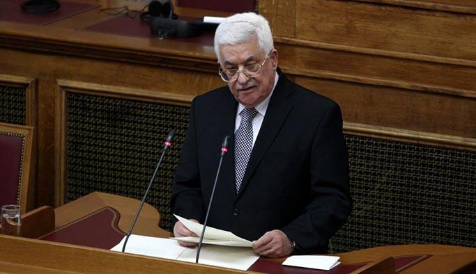 Mahmut Abbas günlük ziyaret için Mısır'da