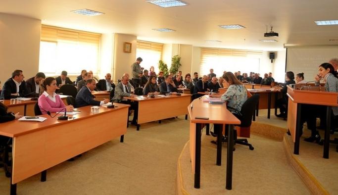 Maltepe Belediye meclisinden Kudüs için ortak bildiri