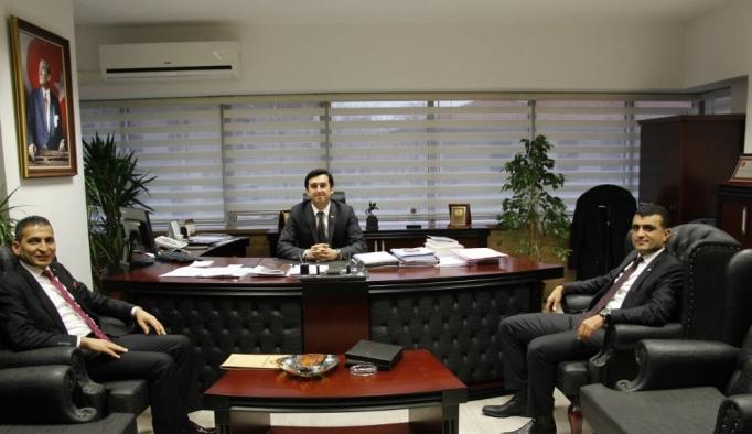 Mersin Barosu, avukatlara bilirkişilik için Adalet Bakanlığı'na başvurdu