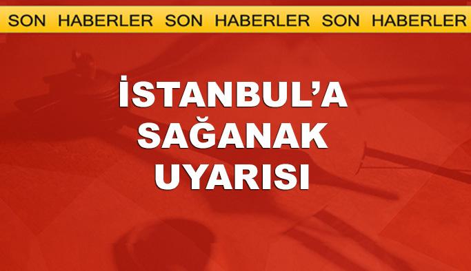 Meteorolojiden İstanbul ve altı ile uyarı