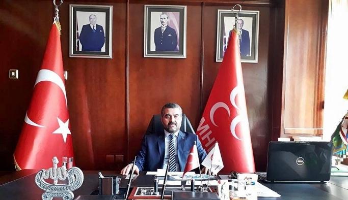 MHP İl Başkanı Avşar'dan Kudüs kararına tepki