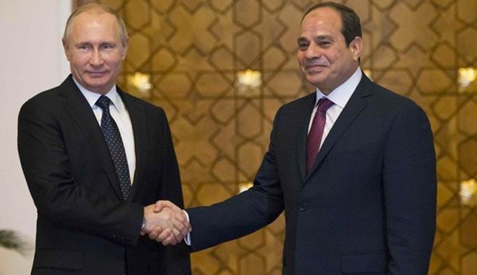 Mısır, Rusya ile nükleere geçiyor