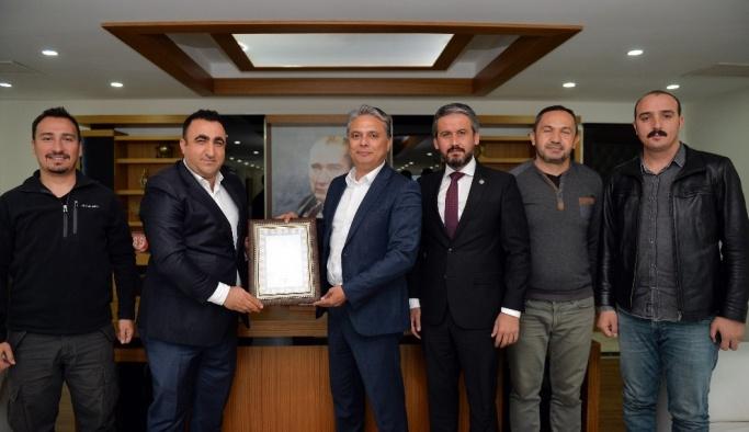Muratpaşa'nın teknoloji sınıflarına MEB'den ödül
