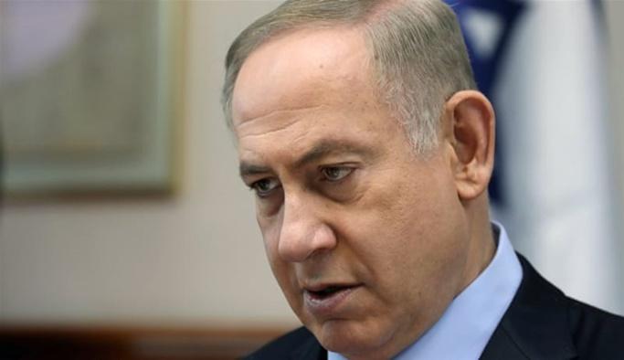 Netanyahu'dan Trump'a 'Kudüs' teşekkürü