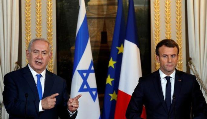 Netanyahu, Erdoğan'ın tepkisini hazmedemedi