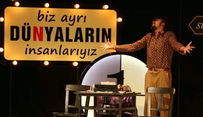 Odunpazarı Belediye Tiyatrosu'ndan 2017'de 108 oyun